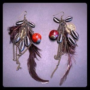 All saints earrings